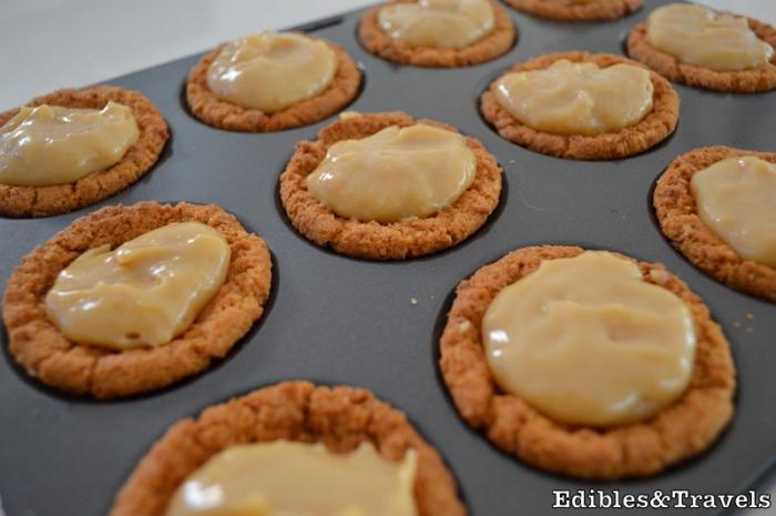 how to make mini banoffee pies