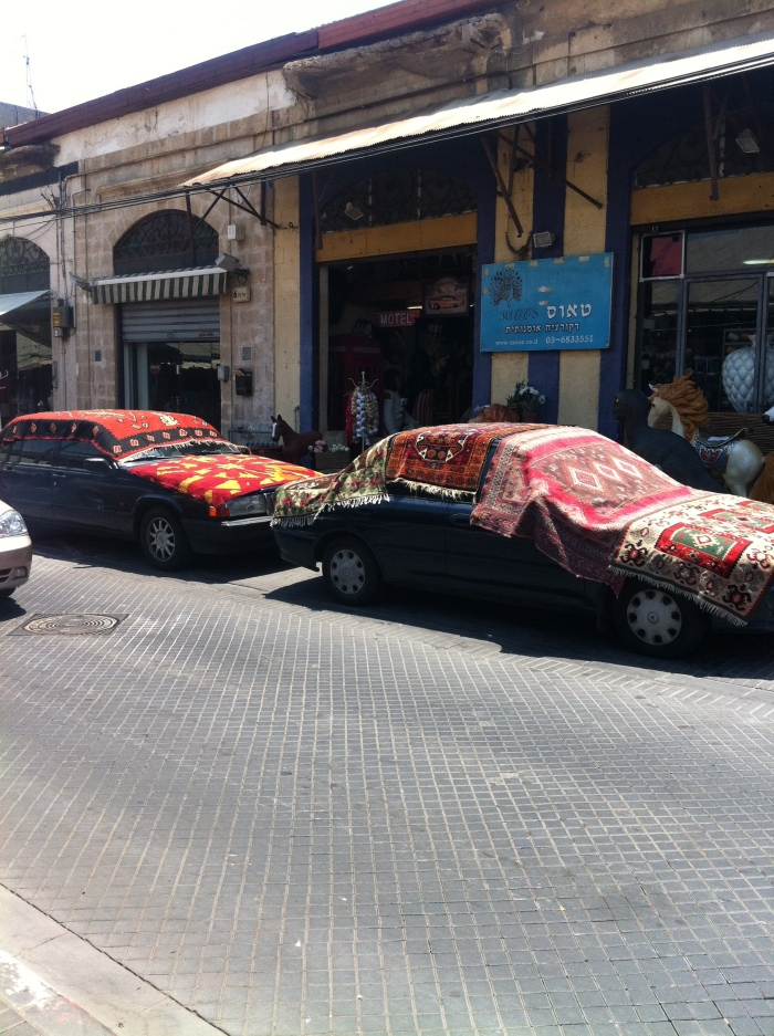Yafo-Markets-Israel