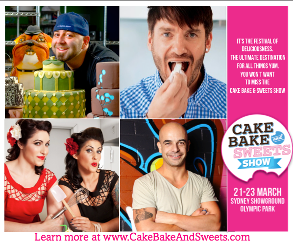 Cake Decorating Expo Sydney