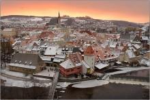 Ceský-Krumlov-winter
